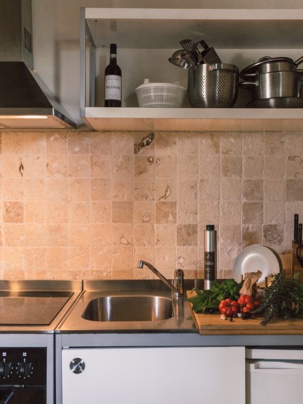 Apartment to rent in tuscany, kitchen