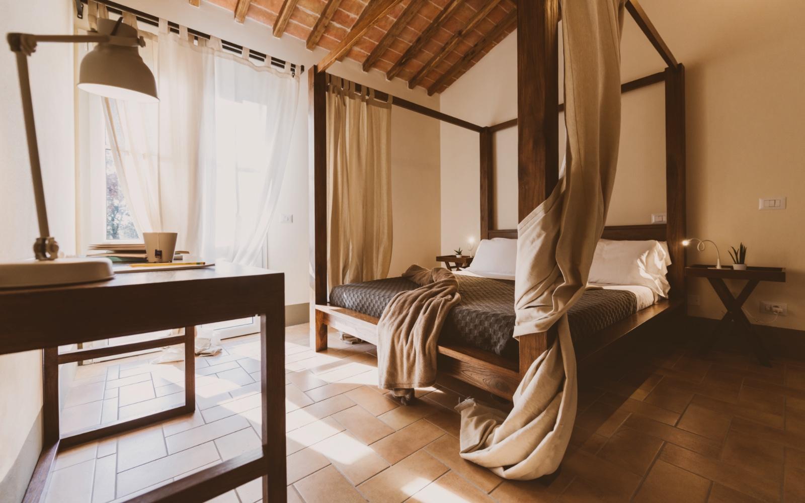 Borgo Le Colline - 1 bedroom apartment in Tuscany