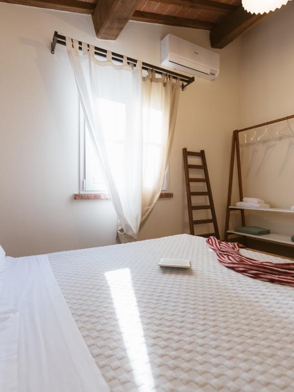 Borgo Le Colline, master bed