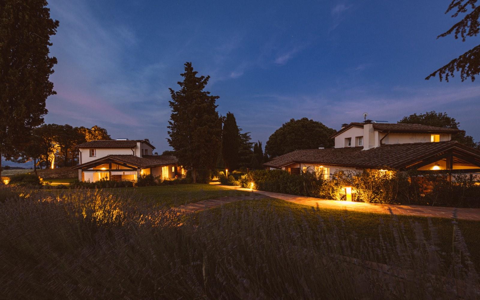 Borgo Le Colline - notte in agriturismo