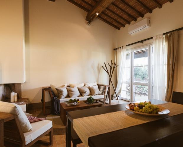 Apartments in Agriturismo in Tuscany, Gambasi Terme (FI)