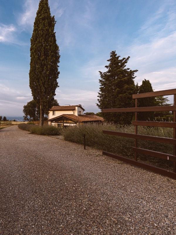 Borgo Le Colline - l'antico trattore