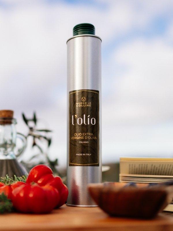 Borgo Le Colline olive oil